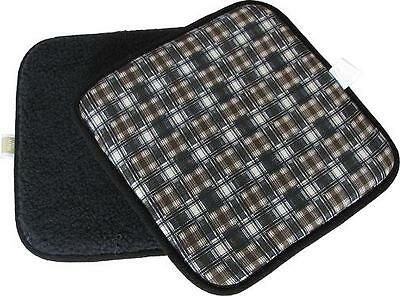 Seat Primer Cover,mat Black 100% Wool Merino, Great For Summer And Winter
