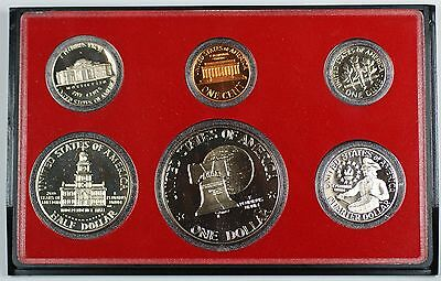 1976 US Mint Proof Set, Beautiful GEM Coins, With Box