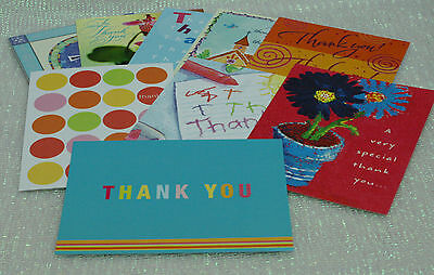Thank You-(with-verse)~Small Cards Assortment~20-count~'Tender Thoughts'~By AGC