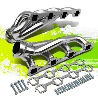Stainless Racing Manifold Shorty Header/exhaust 79-93 Ford Mustang 5.0 5.0L 302