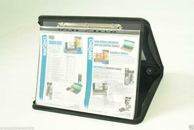Display Portfolio A3 with 10 Pocket Sleeves included.