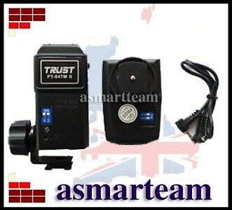 US NEW 4 Channel PT-04 TM Flash Unit Wireless Trigger Receiver