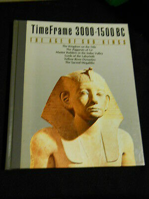 Age of God-Kings : TimeFrame 3000-1500 BC by Time-Life Books 1987, Hardcover