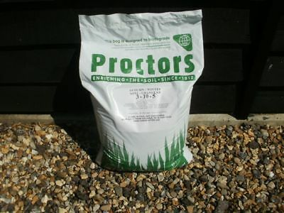 Proctors Autumn and Winter Lawn Grass Feed for 571 sqm - Free next day delivery!