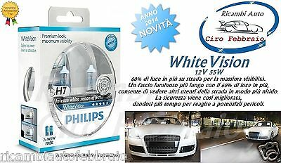 KIT LAMPADE PHILIPS BLUE VISION ULTRA XENON ULTIMATE EFFECT 2 LAMPADE H7 + 2 T10