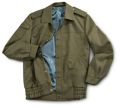Czech Military Surplus Item - New Tanker Style Service Jacket 176/88