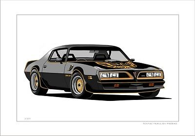Pontiac  77'  79'  Trans Am   Smokey & The Bandit   Firebird   Limited Edition