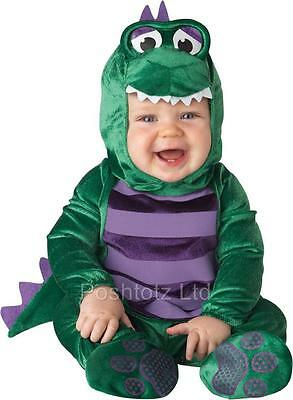Little Baby Dinosaur Cute Fancy Dress Costume (0-24 months)