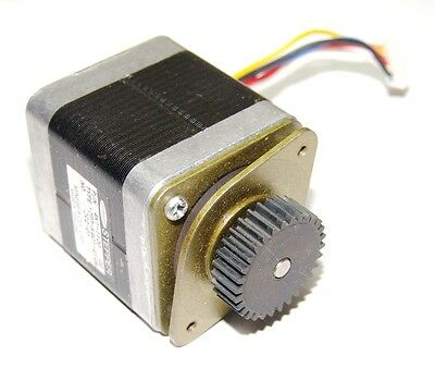 Nema 17 Geared Stepper Motor for Extruder RepRap Makerbot Prusa Very Strong