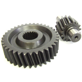 TAIDA SECONDARY GEAR SET (15*37) FOR SCOOTERS WITH 150cc GY6 MOTORS
