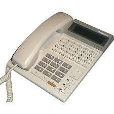 Panasonic KX-T7230 12-Line Digital Business Phone With Speakerphone and Display