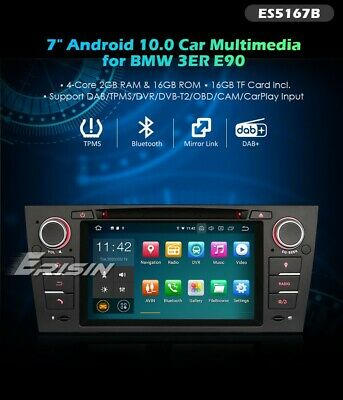 Radio Dvd Bmw Serie 1 - Android 4.4.4  Bluetooth, Gps,tdt..