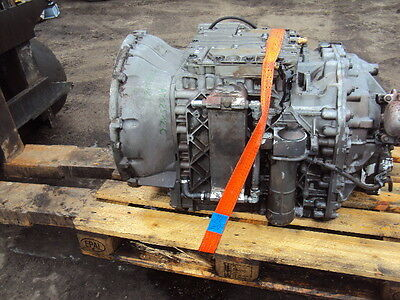 Volvo FM / FH13 D11 D13 I-Shift Getriebe AT 2512 C Gearbox AT2512C bj 2009