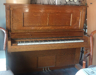 Player Piano 1909 AutoPiano very Rare