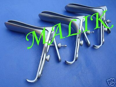 105 Assorted  Vaginal Speculum Gynecology Instruments