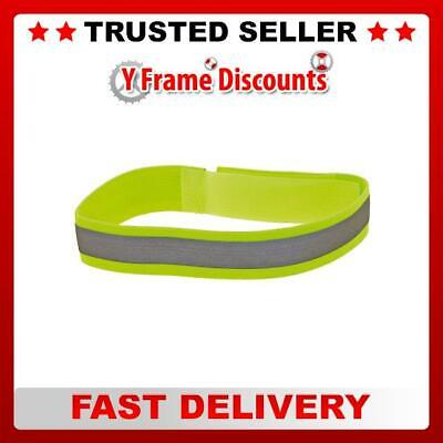 M-Wave Reflective Hi Viz Arm / Ankle Bands for Cycling Running Joggers Walkers