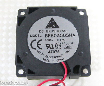 NEW Delta BFB03505HA 35x35x10mm 3510 5V 0.17A DC Brushless Blower Fan 1pc