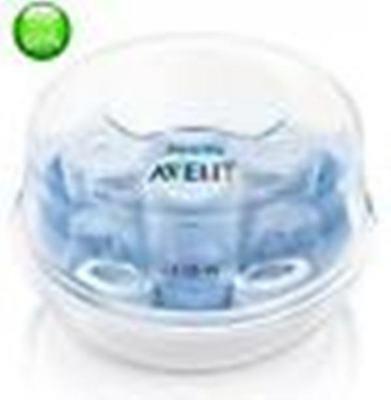 New Philips Avent Microwave Natural Steam Bottle Steriliser /safety