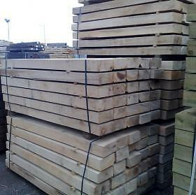 New Oak Sleepers, Free Del For 5+ Within 20 Miles Of Gu23