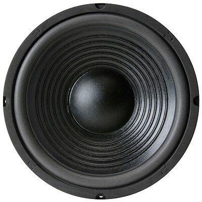"""NEW 10"""" Woofer Speaker.Pro Audio ten inch bass subwoofer replacement.4 ohm.400w"""