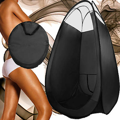 Pop Up Spray Tanning Tent Just Arrived With Carry Bag & Dust Cover 210Cm Height