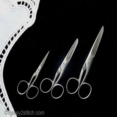 DOVO Multi-Purpose Quilting, Sewing, Stitching  Scissors, Solingen Germany
