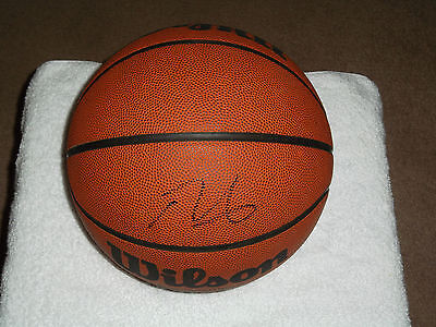 BLAKE GRIFFIN LA Clippers Signed Spalding Replica Basketball Signed ... 9b608d5d8