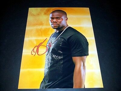 """Kevin Hart Pp Signed 10""""x8"""" Photo Comedy Stand Up Actor"""