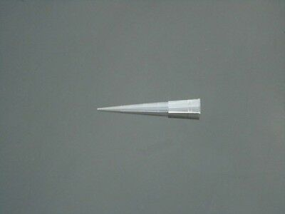 NEW 200uL pipet tips - yellow or natural