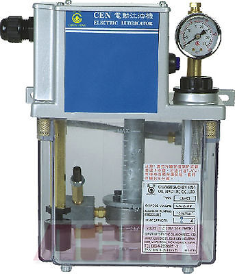 CEN03 Type Pressure-Relief Electric Auto Lubricator 2L 110V Bijur