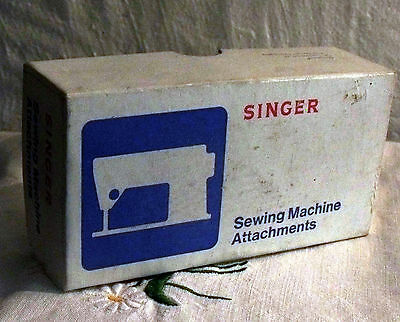 Machine a coudre singer ancienne for Boite machine a coudre