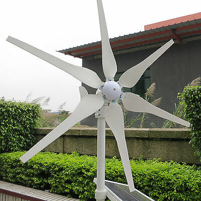 New 300W Wind Turbine Generator Kit DC12/24V Max up to 350W Express Delivery