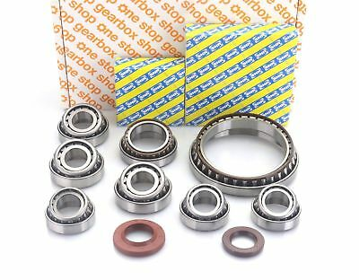 Renault Master Pf1 5 Speed Manual Gearbox Steel Bearing Oil Seal Rebuild Kit