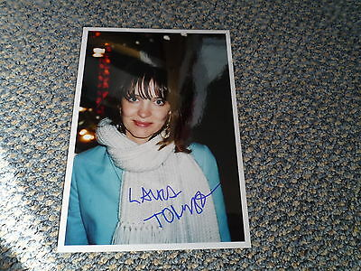 LAURA TONKE signed Autogramm 13x18 In Person
