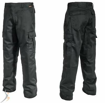 Arbeitshose Multifunktion Cargo Bundhose PORTWEST Security schwarz