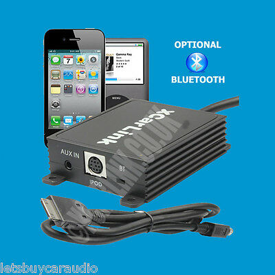 XCARLINK - SKU3, iPOD, iPHONE (INC 5) ADAPTER / INTERFACE FOR MAZDA MX5, RX8