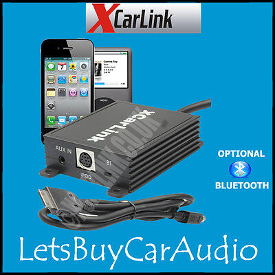 XCARLINK - SKU1187, iPOD, iPHONE ADAPTER FOR NISSAN X-TRAIL, PATROL, PRIMERA