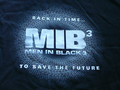Men In Black 3 Promo Large T-Shirt