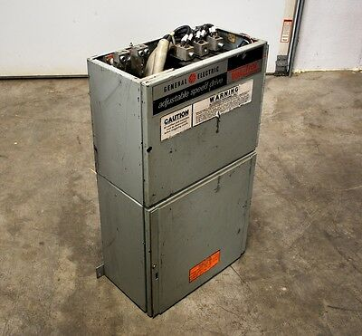 GE 354X499BBG01 Variable Speed DC Drive, 36D877254DDG04, NP104X905BA034 - USED