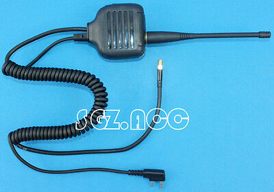Hand held Portable Speaker/Mic/Antenna For Kenwood Radio TH-D7E TH-F6 TH-F6A
