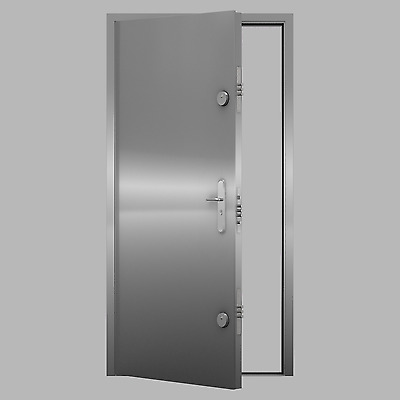 Stainless Steel Door Very High Security Multi Point Locking *HEAVY DUTY*