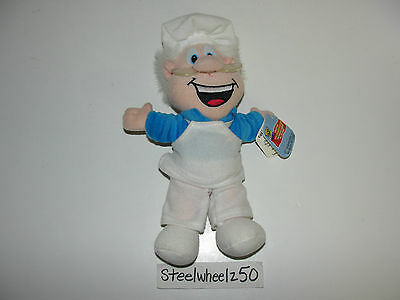 General Mills Wendell The Baker Plush Toy Cinnamon Toast Crunch Breakfast Pals