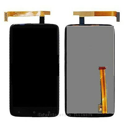 HTC One X LCD Display and Digitizer Touch Screen Assembly Green Flex Sharp Ver.