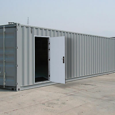 High Security Steel Door - Container Door, Pre-Fab & Steel Buliding Steel Door