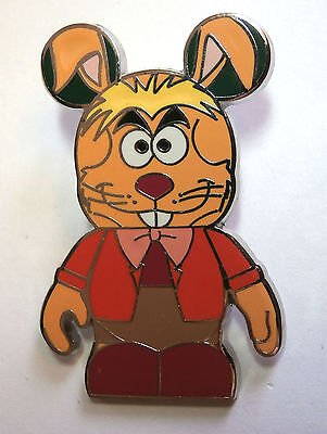 Disney Pin MICKEY Vinylmation MARCH HARE Mystery Collection ALICE IN WONDERLAND