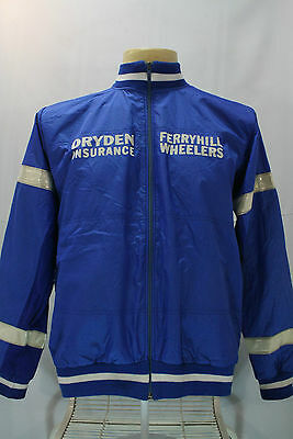 Vintage Romar Ferryhill Wheelers Bicycle Cyding Jacket Made in England Size M