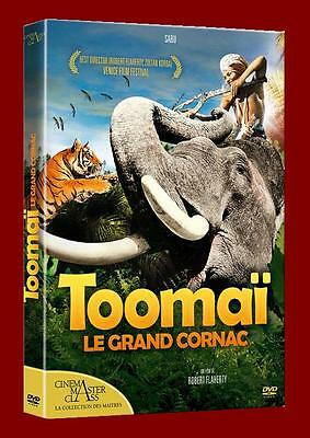 Dvd Toomai Le Grand Cornac Edition Remasterisee  Neuf Direct Editeur