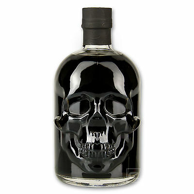 Black Head Absinthe - 55 % - 0,5l - Totenkopfflasche - Skullbottle - Hardcore
