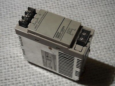 Alimentation OMRON S8VS-12024 in 100/240VAC out 24VDC 5A