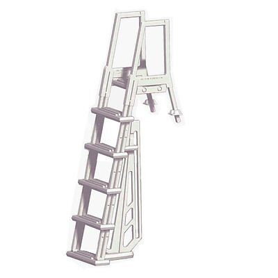 Heavy Duty In Pool Resin Ladder for Above Ground Pools